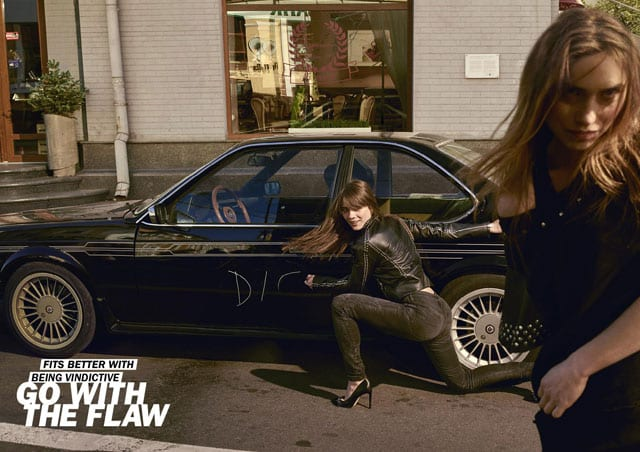 GO WITH THE FLAW. קמפיין דיזל (DIESEL) העולמי. צילום: קמילה סימון-9