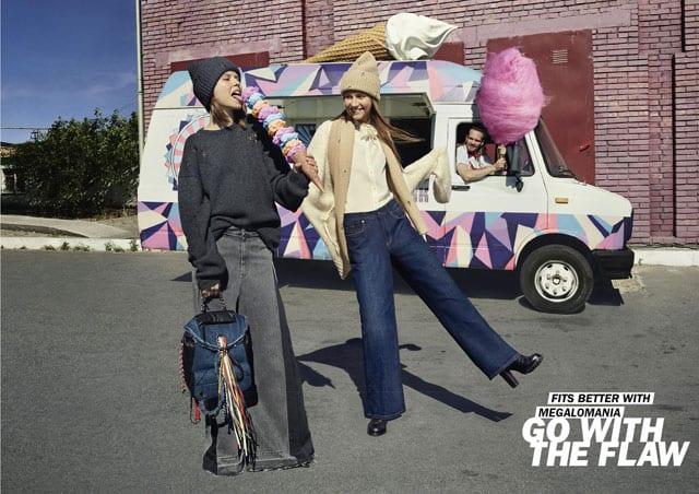 GO WITH THE FLAW. קמפיין דיזל (DIESEL) העולמי. צילום: קמילה סימון-17