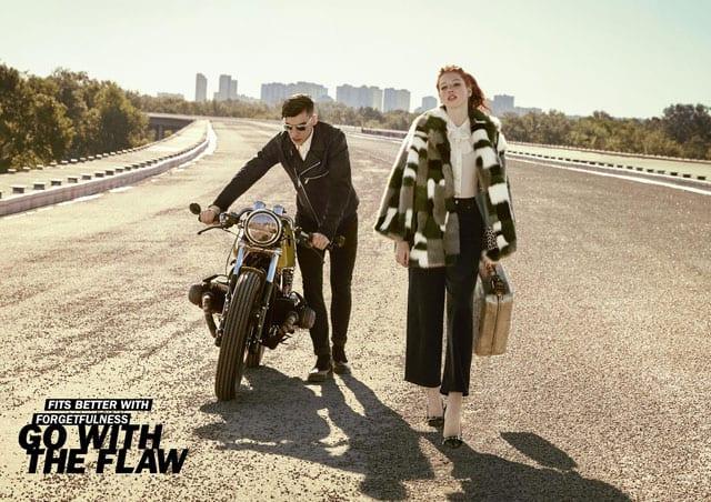 GO WITH THE FLAW. קמפיין דיזל (DIESEL) העולמי. צילום: קמילה סימון-20