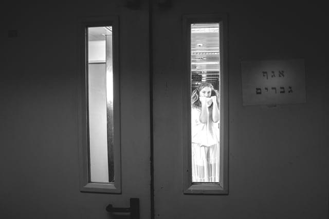 בצילום: ״אברבנאל״. המחלקה הפתוחה לגברים. עיצוב אופנה: ארקטה, ORR - ראובן כהן ומזל חסון לרונן חן
