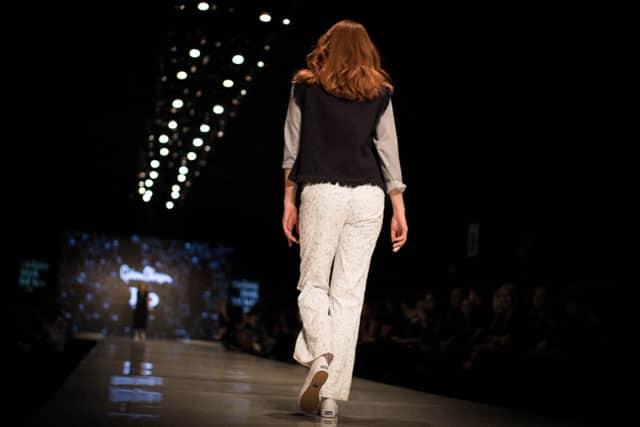 תצוגת האופנה של גדעון וקארן אוברזון. שבוע האופנה תל אביב 2018. צילום: יונתן אזולאי - 4