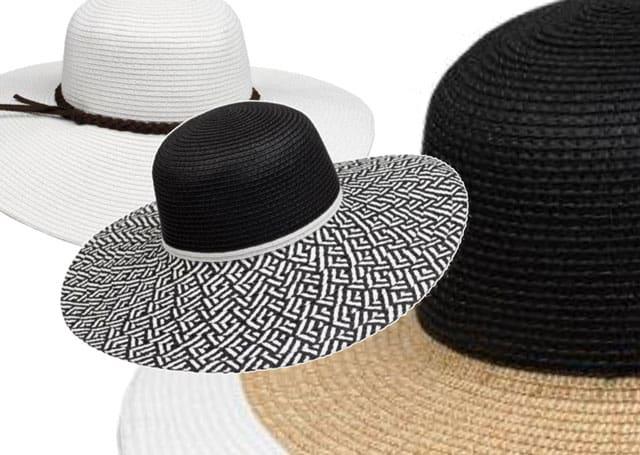 כובע קש של SunWay. צילום טל טרי