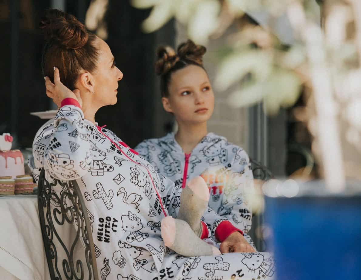לאה ומיה שנירר, צילום שלומית איציק -1