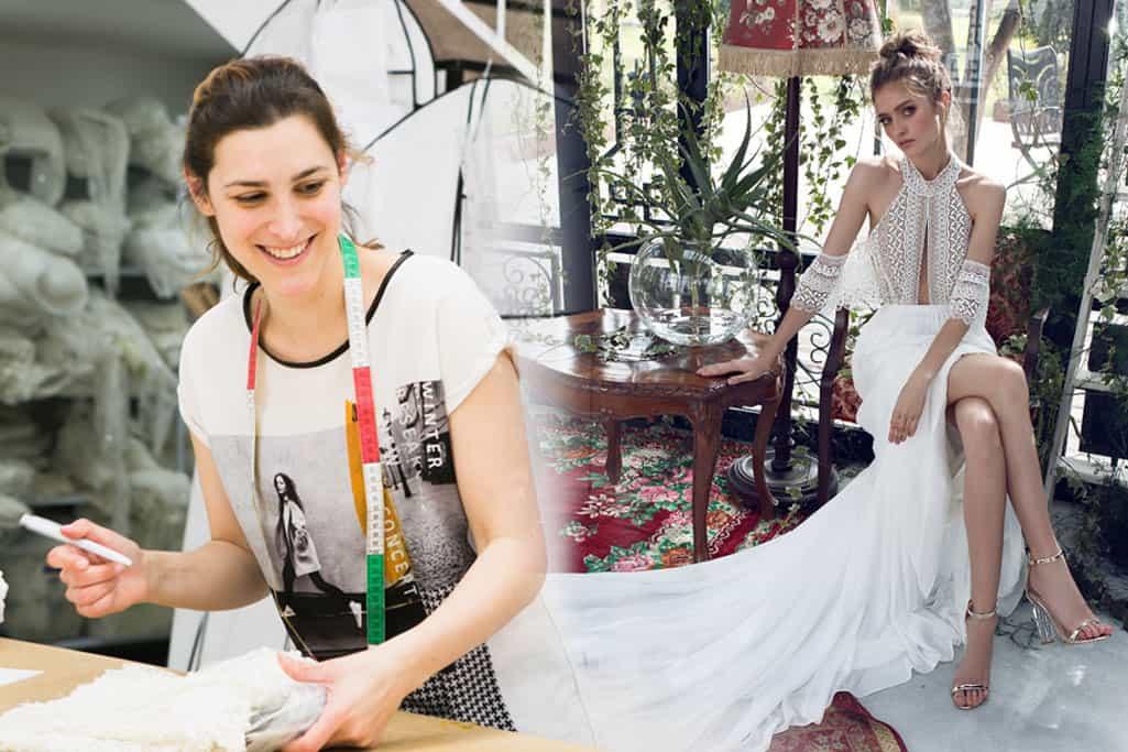 לימור רוזן מעצבת שמלות כלה צילום יחצ, שמלת כלה צילום אלכס ליפקין