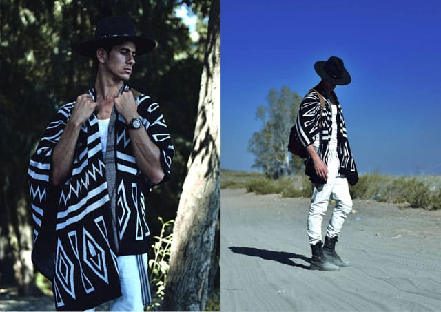 Efifo - מגזין אופנה ישראלי, דוגמן: ליעוז הרוש, סוכנות Passion Management, צילום: גיא דניאלי, סטיילינג: אייל חג׳בי - 10