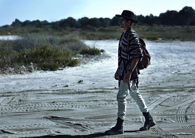 Efifo - מגזין אופנה ישראלי, דוגמן: ליעוז הרוש, סוכנות Passion Management, צילום: גיא דניאלי, סטיילינג: אייל חג׳בי - 8