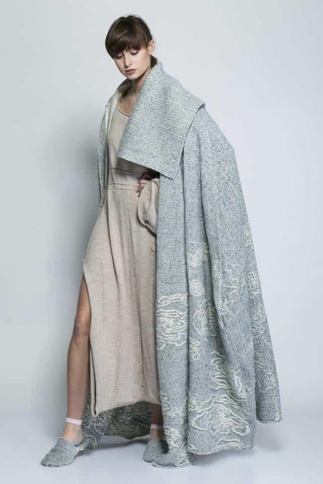 לי מוסרי. קורס סריגים שנקר. צילום דניאל בן-שושן. Efifo - מגזין האופנה של ישראל