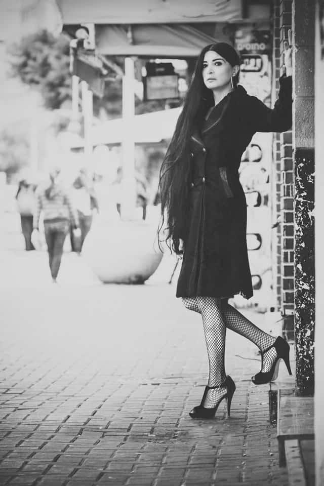 מאיה אושרי כהן, אופנת וינטג׳. צילום: גנדי צודיק - 5