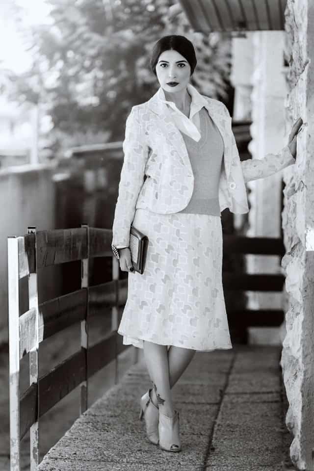 מאיה אושרי כהן, אופנת וינטג׳. צילום: גנדי צודיק - 6