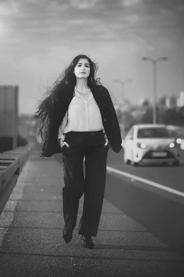 מאיה אושרי כהן, אופנת וינטג׳. צילום: גנדי צודיק - 8