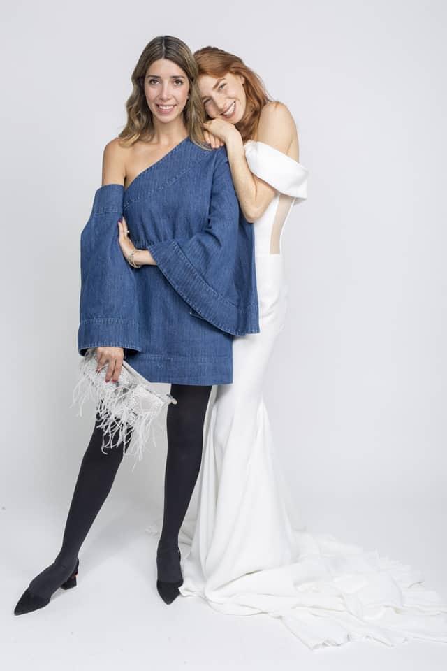 Efifo, מגזין אופנה ישראלי - קיפלינג. מאיה ורטהיימר ולי גרבנאו. צילום: מרינה מושקוביץ