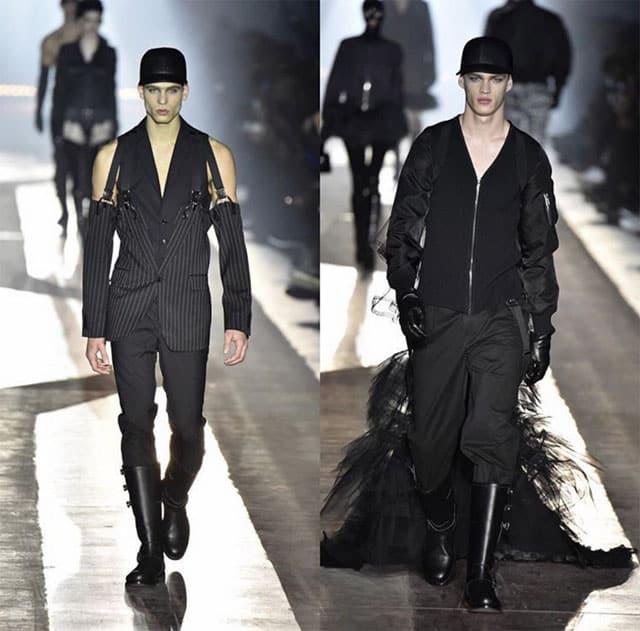 שבוע האופנה לגברים מילאנו. מוסקינו. צילום: אינסטגרם