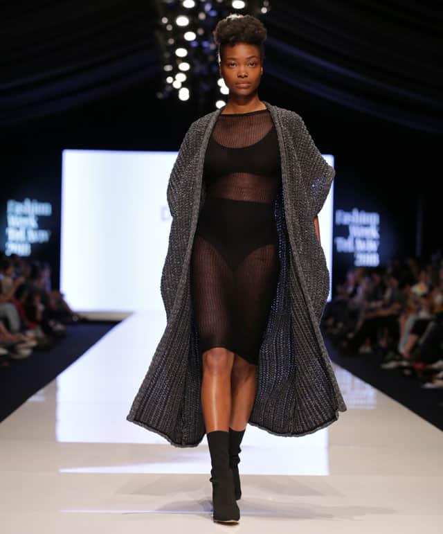 שבוע האופנה תל אביב. מוריאל דז'דטי. צילום: אבי ולדמן-1