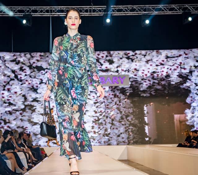 תצוגת גולברי, אביב-קיץ 2018. צילום: מיטל אזולאי ל-Efifo, מגזין אופנה - 24