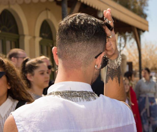 סטייל אופנתי בשבוע האופנה תל אביב 2018. צילום: מיטל אזולאי - 5