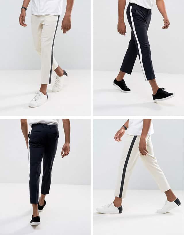 מכנסי שלושת רבעי של asos, מכנסיים של אסוס, יחצ, מגזין אופנה, מגזין אופנה ישראלי, Efifo, Fashion, Fashion Magazine, אופנה - ASOS