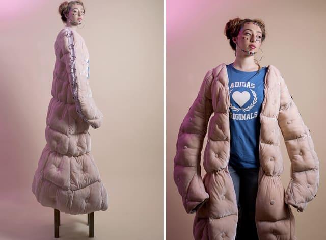 צילום מלכיאלה בן שבת, מעיל, Stass PK, חולצה אדידס, גינס ווינטג, אפיפו, מגזין אופנה. אפיפו -2