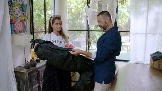 ניב סולטן, אקי אבני, יש לה את זה, אופנה, מגזין אופנה, צילום יחסי ציבור קשת 12, Efifo