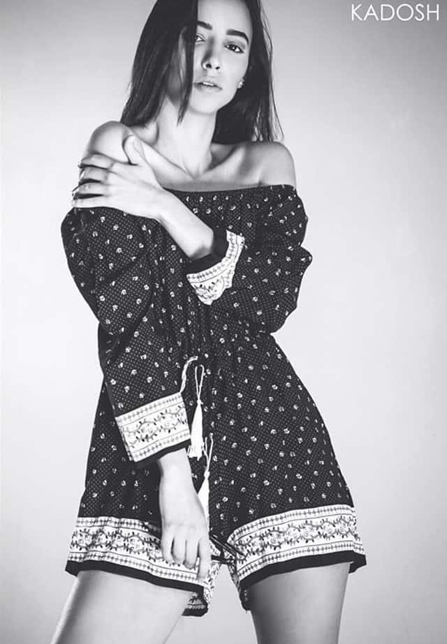 נעמה קדוש. צילום: אלדד שושן. Efifo- מגזין אופנה של ישראל