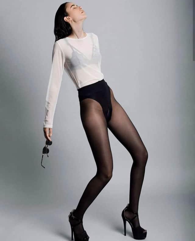 נעמה קדוש. צילום: עומר שפירה. Efifo - מגזין אופנה של ישראל