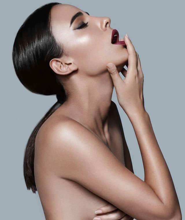 נעמה קדוש. צילומים ל-MFM MAGAZIN. מגזין אופנה של ישראל Efifo