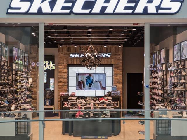 חנות סקצ'רס תל אביב. צילום יח״צ