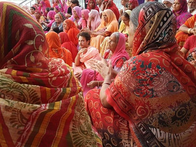 בצילום: עידו מלר בהודו