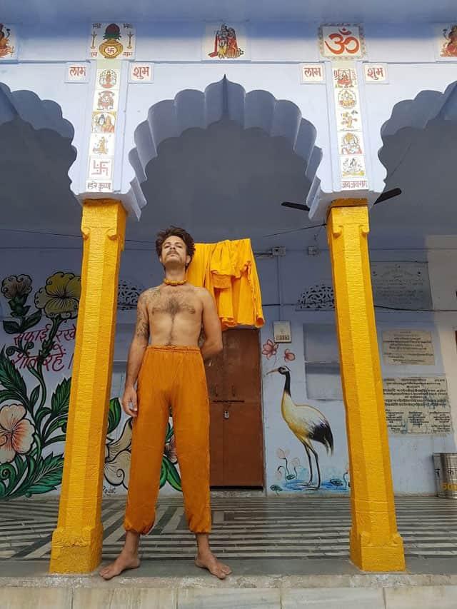 בצילום: עידו מלר בהודו -4