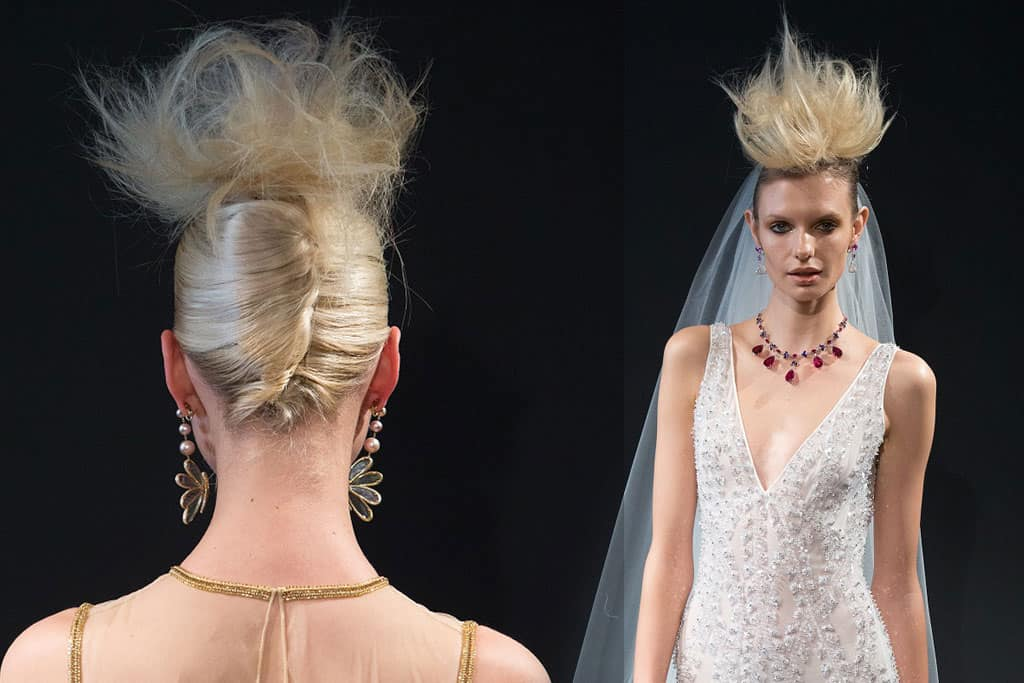 עיצוב שיער לכלה, טרנד עיצוב שיער לכלות, שיער כלות, כלות עיצוב שיער, אופנה, מגזין אופנה,EFIFO, Bride hair4, שיער לכלה -