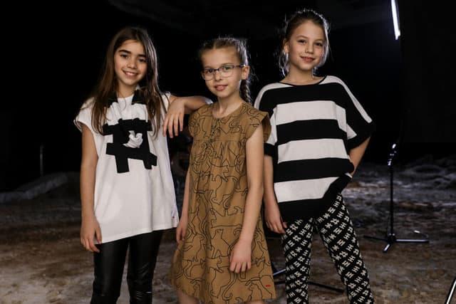עלמה רובין, לוטן לוין ונגה דוידוף. הילדים של קסטרו. צילום: שי יחזקאל
