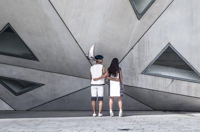 עצמאות 2018: עיצוב אופנה: שלי ראביי, צילום ועריכה: הילה פיש, דוגמנים: סער כהן ועמית דרעי. Efifo - מגזין האופנה של ישראל -