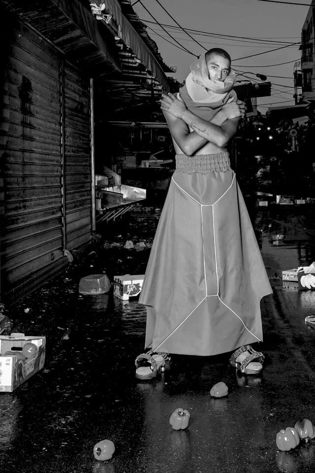 הפקת אופנה, עיצוב אופנה, בן זוהר, Ben Benzo Zohar, המחלקה לעיצוב אופנה, המרכז האקדמי ויצו חיפה, צילום: בן לאון, Ben Leon, סטיילינג: ניצן אברהם, Nitzan Avraham, דוגמן: מתן ביטון, Matan Biton, הפקה: אפי אליסי Effie Elisie - Efifo, אופנה, מגזין אופנה, חדשות אופנה, כתבות אופנה, Fashiom Magazine, Fashion ,מגזין אופנה ישראלי, מגזין אופנה ועיצוב, עיתון אופנה, מגזין אופנה אונליין, טרנדים, סטייל -4