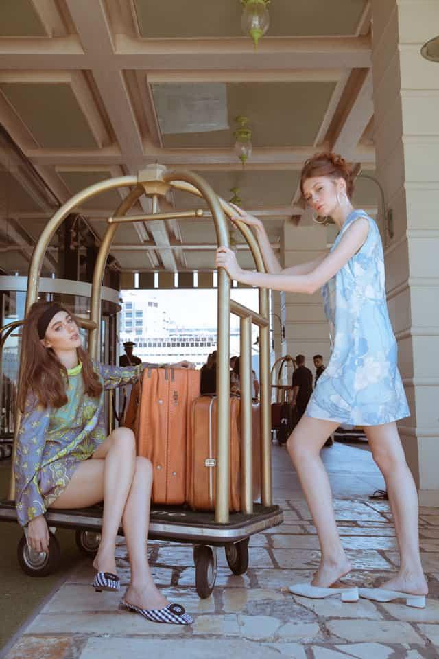 שמלות itay gonen vintage, נעליים משמאל זארה, נעליים מימין אוסף פרטי. , הפקת אופנה: צילום: ירדן שמואלי (Yarden Shmuely) - סטדיו גברא, מנחה: איתן טל, סטיילינג: קורל שפירא (Coral Shapira), עוזר צלם: רועי קאשי (Roie Kashi), איפור: שי תלמי (Shay Talmi), עיצוב שיער: ליאור זאמן (Lior Zamen), דוגמניות:הלנה קרלינסקי (Lena Karlinski), ליהי קרן (Lihi Keren) ל׳אלינור שחר׳ (Elinor Shahar),אופנה, מגזין אופנה, חדשות אופנה, כתבות אופנה, Fashiom Magazine, Fashion, Efifo ,מגזין אופנה ישראלי, מגזין אופנה ועיצוב, עיתון אופנה, מגזין אופנה אונליין, טרנדים, סטייל - 9