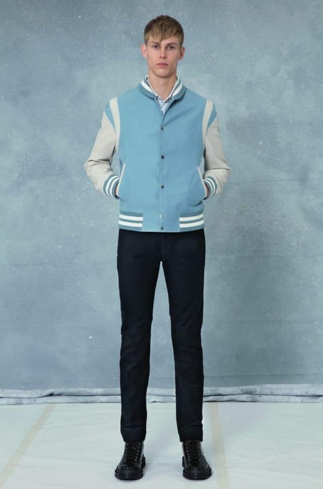 קולקציית בגדי הגברים לחורף 2018-2019 ל-Louis Vuitton בעיצובו של המנהל האמנותי קים ג'ונס. צילום: לואי ויטון מלטייר, אופנת גברים, בגדי גברים, אופנה, מגזין אופנה, מגזין אופנה ישראלי - 11