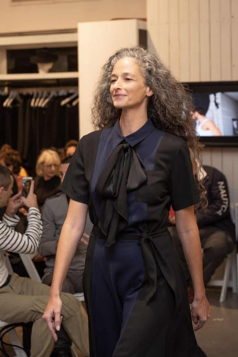 קום איל פו. תצוגת אופנה סתיו חורף 208-19. צילום: יניב לוי -321