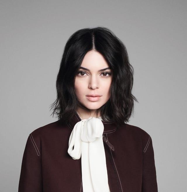 Efifo, מגזין אופנה ישראלי - קנדל ג'נר הפנים החדשות והפרזנטורית של המותג LONGCHAMP העולמי. צילום: יח״צ חו״ל