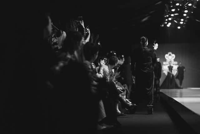 דרור קונטנטו. שבוע האופנה תל אביב 2018. צילום: קרן שאוס - 3