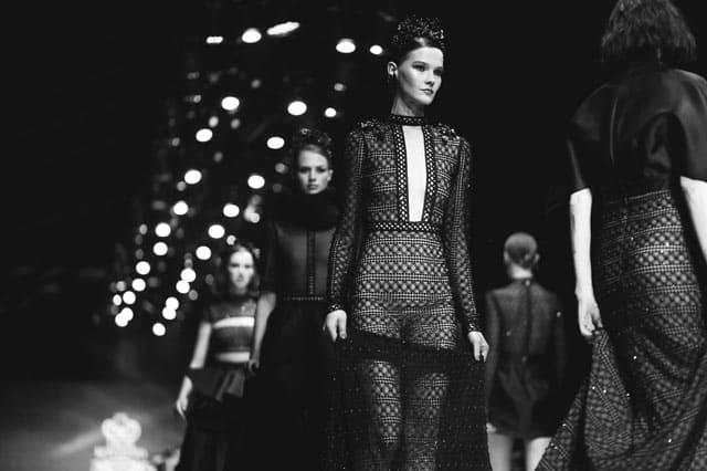 דרור קונטנטו. שבוע האופנה תל אביב 2018. צילום: קרן שאוס - 2