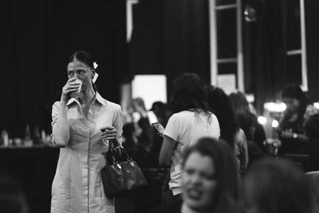 הופכות את היוצרות. שבוע האופנה תל אביב 2018. צילום: קרן שאוס - 11