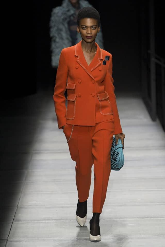 בוטגה וונטה. שבוע אופנה ניו יורק 2018