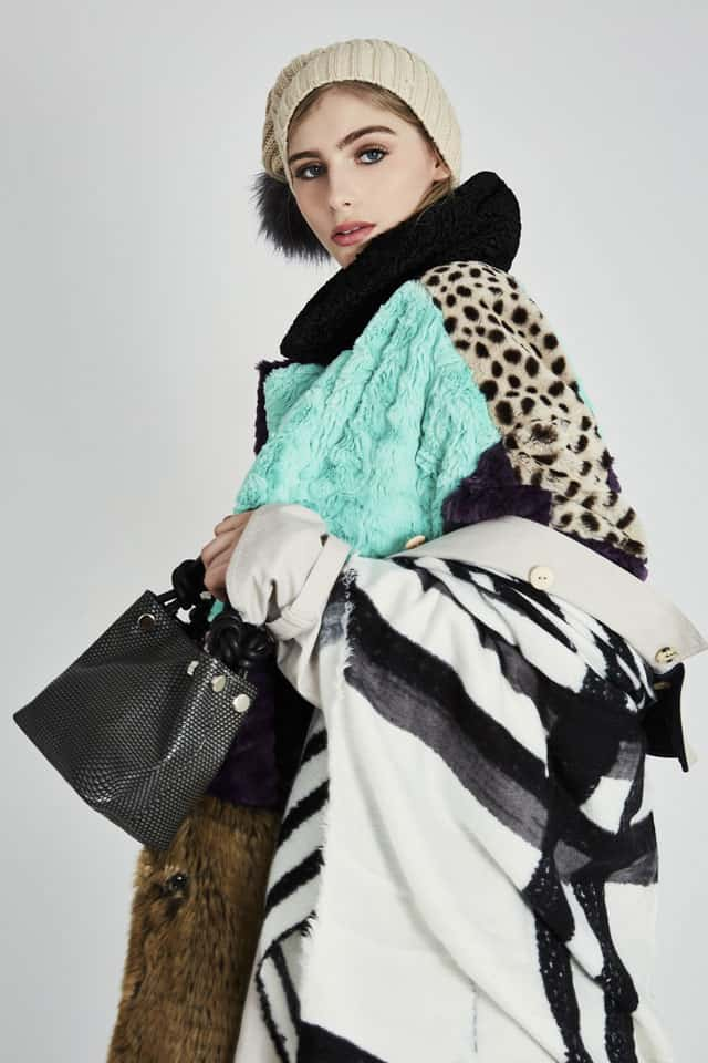 צילום: שילת מזרחי, סטיילינג: עומרי הררי, איפור: אירית סדרה, עיצוב שיער: ירין לוי, דוגמנית: רבקה ווג ל-MC2, אפיפו מגזין אופנה - 7