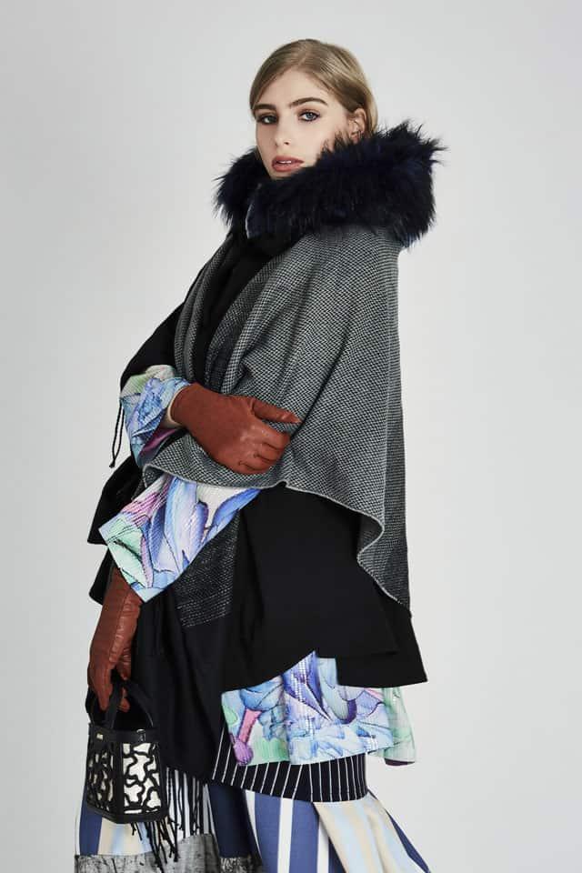 צילום: שילת מזרחי, סטיילינג: עומרי הררי, איפור: אירית סדרה, עיצוב שיער: ירין לוי, דוגמנית: רבקה ווג ל-MC2, אפיפו מגזין אופנה - 3