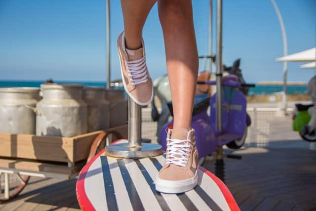 נעלי VANS. צילום: מיטל אזולאי - 11