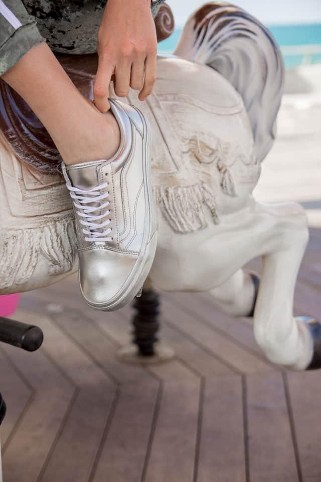 נעלי VANS. צילום: מיטל אזולאי - 3