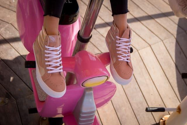 נעלי VANS. צילום: מיטל אזולאי