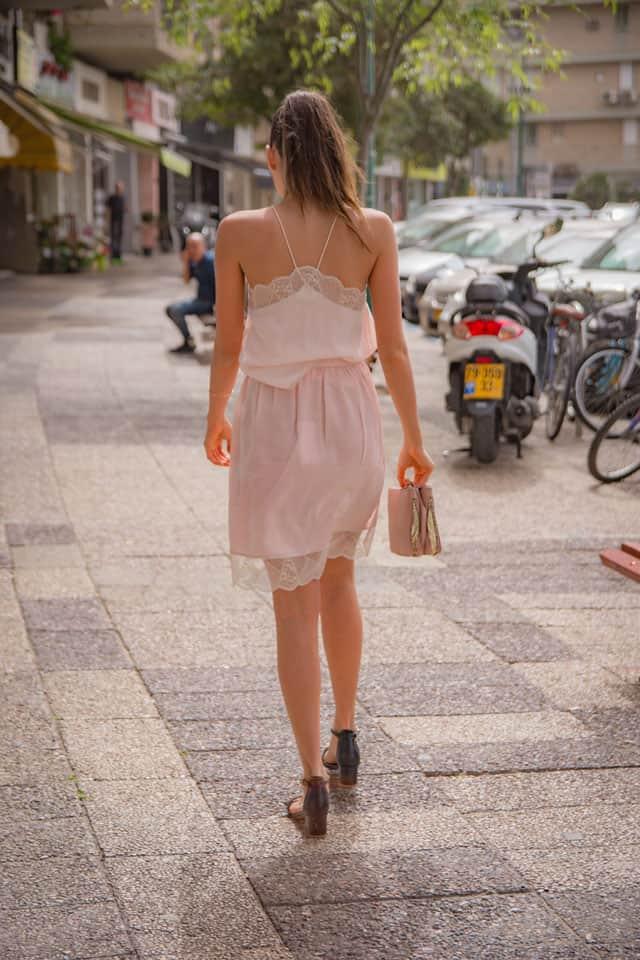 שירה בר לובשת זאדיג & וולטר. צילום: מיטל אזולאי - 6