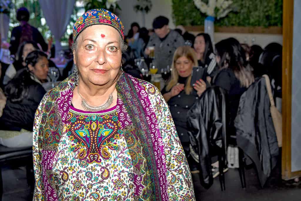 פורים 2018: מסיבת תחפושות של קשישים משכונת עזרא ומשכונת התקווה. צילום: מיטל אזולאי - 1