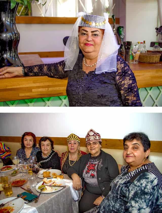 פורים 2018: מסיבת תחפושות של קשישים משכונת עזרא ומשכונת התקווה. צילום: מיטל אזולאי - 10ת