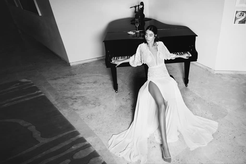 שמלות כלה של ירדן מרציאנו, מגזין אופנה, אופנה, Efifo, Fashion, Fashion Magazine. צילום: מירב דדש - 8