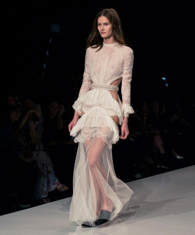 שמלת כלה של אריאל טולדנו